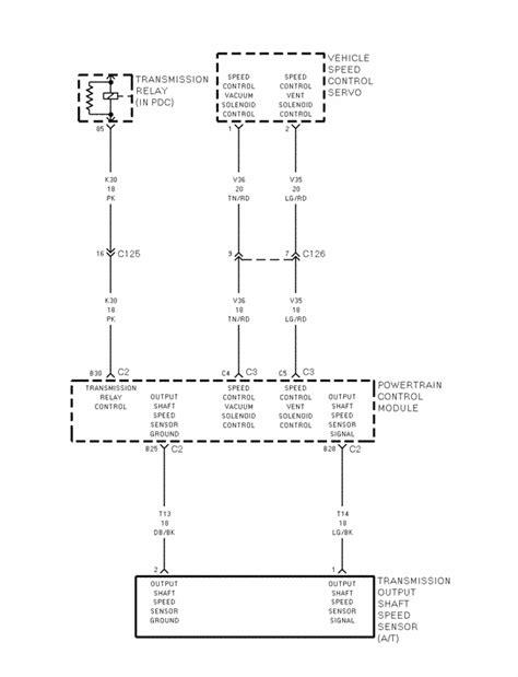 transmission wiring harness dodge 4r100 transmission