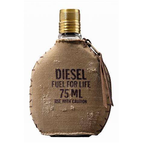 Parfum Homme Diesel Diesel Fuel For Pour Homme 75ml Edt Spray