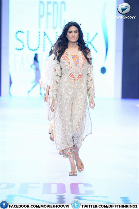 Shoo Sunsilk sunsilk shoo beechtree collection at pfdc sunsilk fashion week
