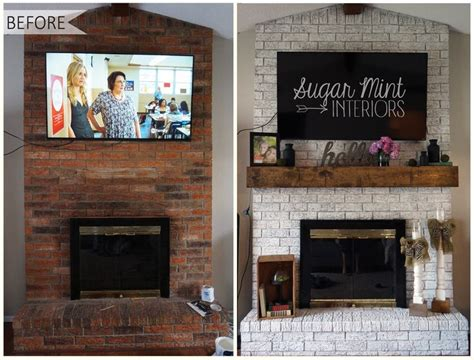 fireplace ideas diy 25 best ideas about fireplace makeovers on