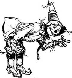 Scarecrow bowing clip art at clker com vector clip art online