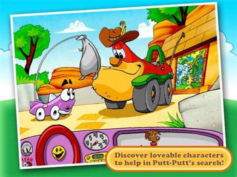 putt putt saves the zoo app review (video)