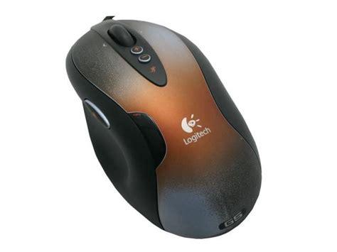 Mouse Logitech G5 logitech g5 2 tone 6 buttons 1 x wheel usb wired laser