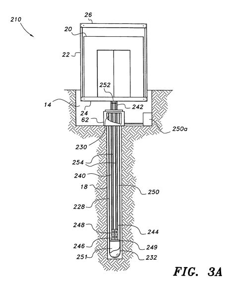hydraulic lift section patent us8640829 hydraulic elevator system google patents