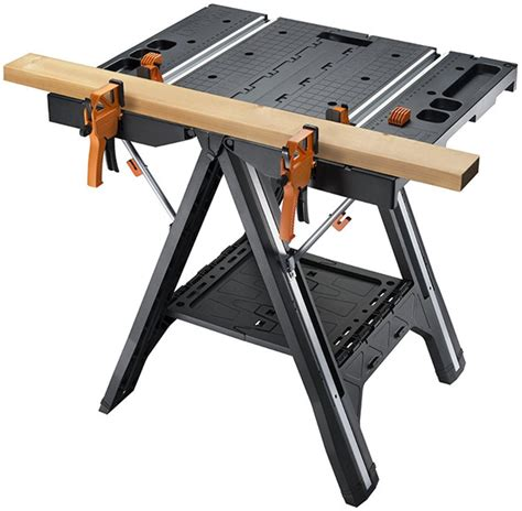 worx pegasus folding work table worx pegasus folding work table has cls and a sawhorse mode