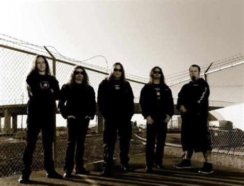 Kaos Exodus Band Metal Ex 04 exodus in studio a febbraio metalitalia