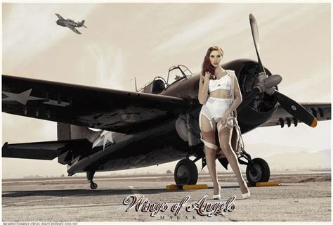 pin up wings tome 4 kacie marie pinup planes planes stockings and girls