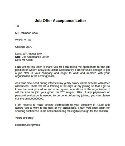 Acceptance Letter Of Credit Pdf letter of acceptance gplusnick
