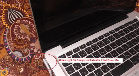 Macbook Pro Mati Total solusi macbook pro mati total indikator magsafe hanya nyala hijau