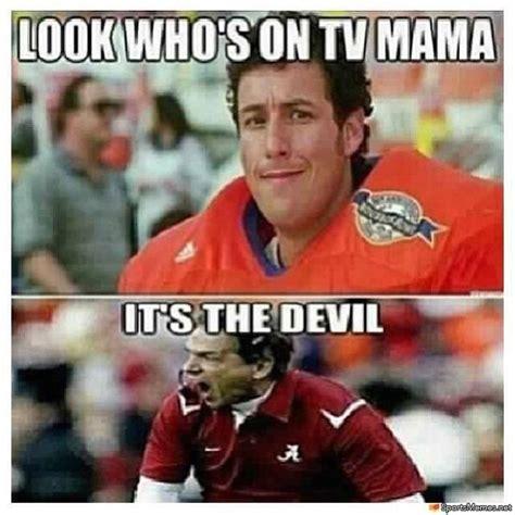 Funny College Football Memes - funny nick saban memes