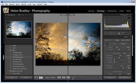 tutorial lightroom effect image gallery lightroom effects