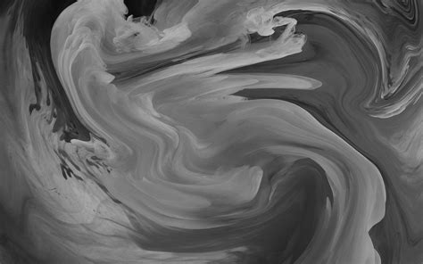 vl hurricane swirl abstract art paint dark bw pattern