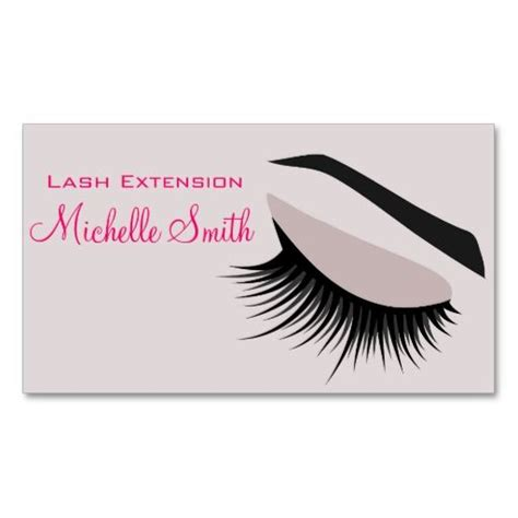 Eyelash Extension Business Card Template by 15 Best Lash Logo Images On Lashes Logo