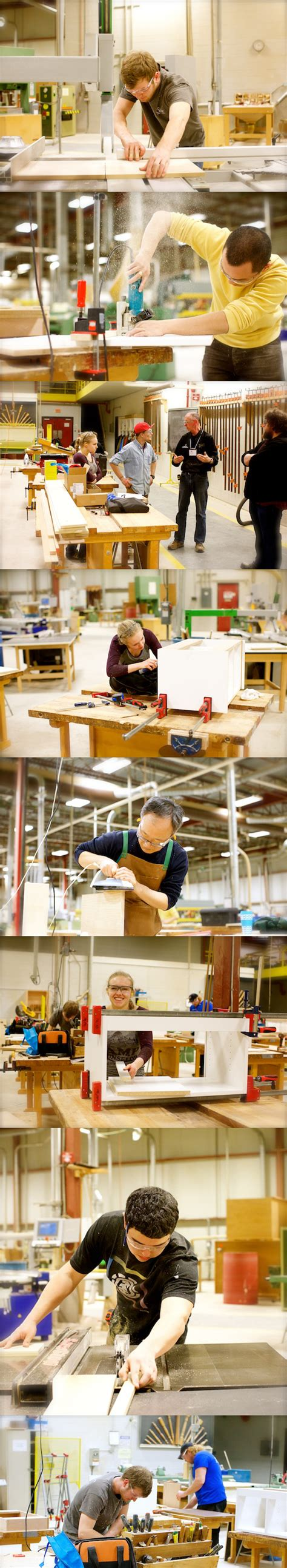 woodworking shows ontario caleb perry wins awmac ontario apprenticeship contest