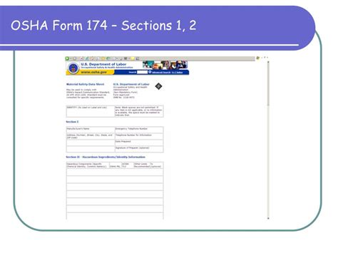 osha section 5 a 1 ppt hazard communication employee right to know