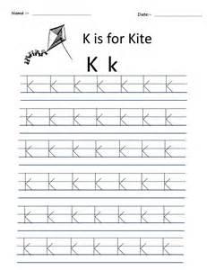 kindergarten alphabet tracing worksheets kindergarten