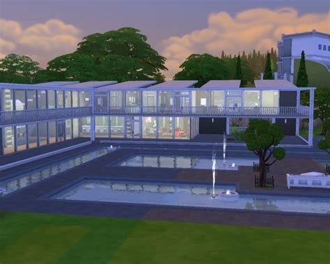 sims 3 best house to buy mod the sims modern vista by hannes16 sims 4 downloads