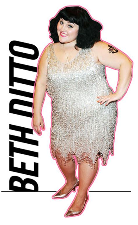 Cq Favourite Beth Ditto by Fashion Icons I Fashion Style I Kate