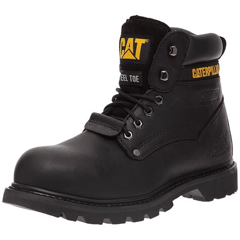 Adidas Safety Boots Black cat caterpillar sheffield ii sb boots
