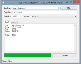 cara mencari bug host videomax dan port cara mencari bug untuk internet gratis blog serba ada