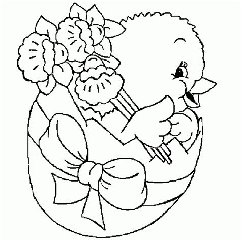 easter duck coloring page easter duck coloring pages color bros