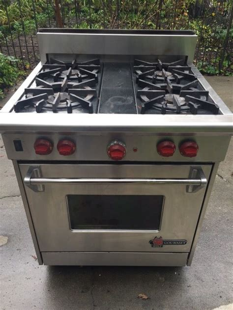 wolf gas cooktop 30 wolf gourmet 30 quot gas range for sale in san leandro ca
