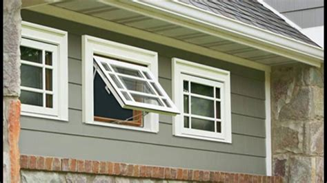 how to install window awnings awning window youtube