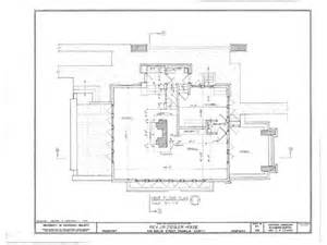 Frank Lloyd Wright House Plans Gallery For Gt Prairie Architecture Floor Plans