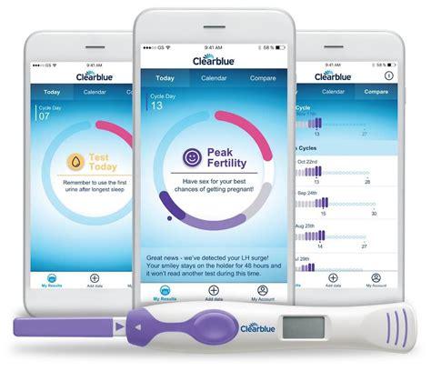 test ovulazione clearblue opinioni p g porta su mobile il test di ovulazione clearblue