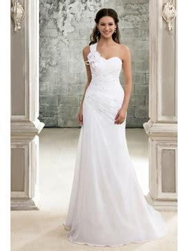 imagenes de vestidos de novia con una sola manga compre vestidos para boda baratos y vestidos para ir a una