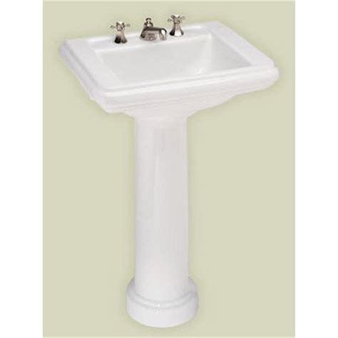 St Creations Faucets by Pedestal Pedestal Sink And Lavatory Sink On