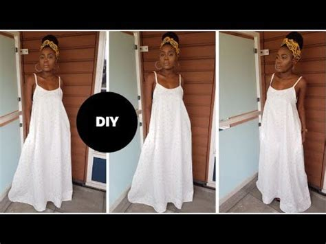 Balotelly Maxy Dress Hq 4 how to make a maxi dress i beginner sewing i easy sewing