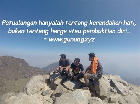 kata kata pendaki gunung gambar foto kata kata pendaki jurnal pejalan gunung dot xyz