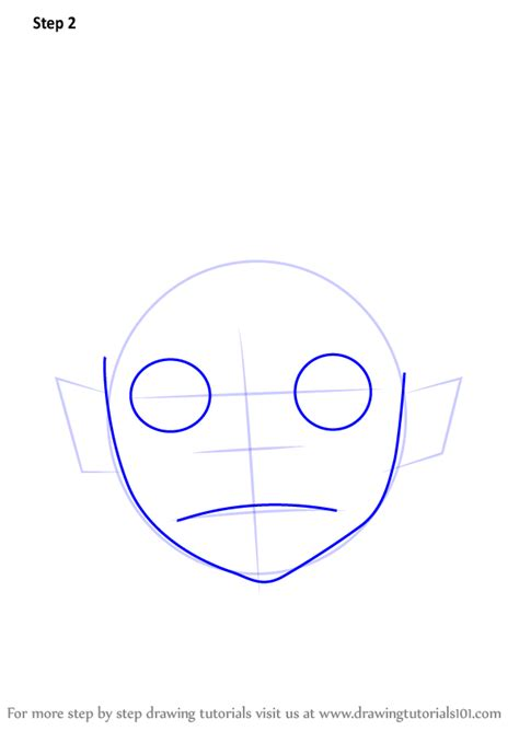 2d Gorillaz Drawing Tutorial learn how to draw 2d from gorillaz gorillaz step by step