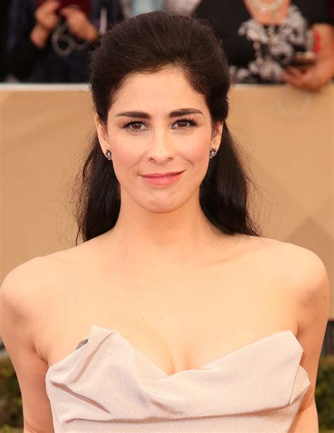 sarah silverman lucky to be alive after surgery for comedian sarah silverman lucky to be alive after surgery