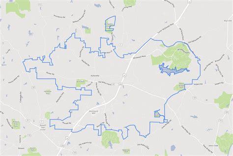 map of alpharetta alpharetta map boundaries and more alpharetta
