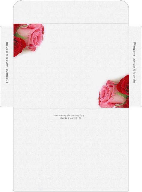 buste da lettere carta da lettera4 tarjetas carta lettere