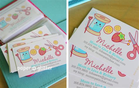 free craft business card templates paper glitterblog page 9 of 25 paper glitter page 9