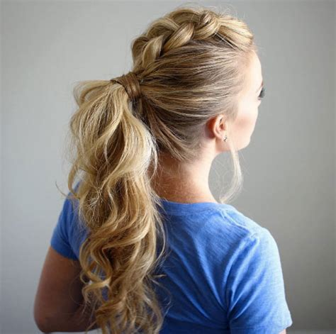 local fashion forty and one braid hairstyles 40 stylish braided ponytail hairstyles style skinner