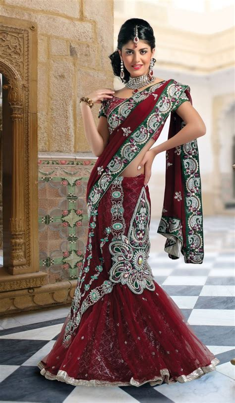 209 best images about Bridal Sarees/amazon on Pinterest