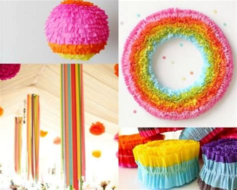 Crafts Using Crepe Paper - 20 crepe paper crafts