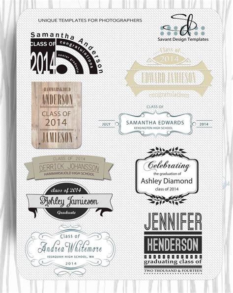 avery templates for photoshop elements photoshop graduation overlays for senior templates
