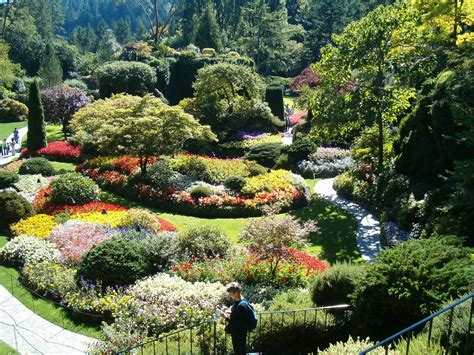 butchart gardens vancouve butchart gardens butchart gardens on vancouver island