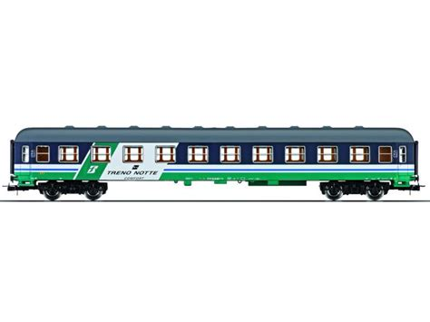 carrozze treni csn lima hl4032 carrozza treno notte fs in livrea xmpr