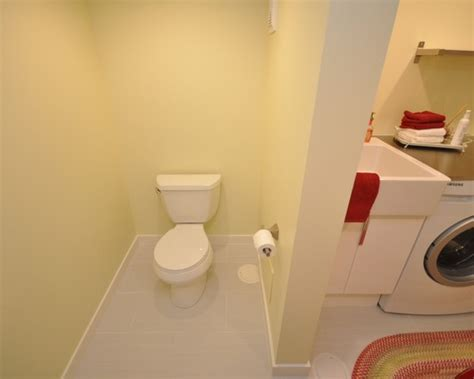 laundry design with toilet laundry room idea separate toilet design pictures