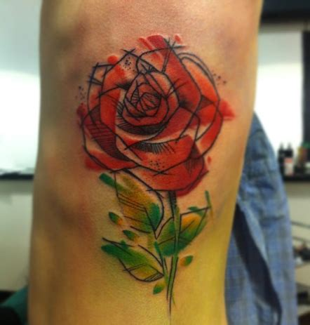 abstract rose tattoo best 25 abstract tattoos ideas on delicate