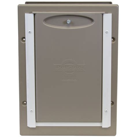 petsafe doors wall entry aluminum pet door by petsafe grp wall