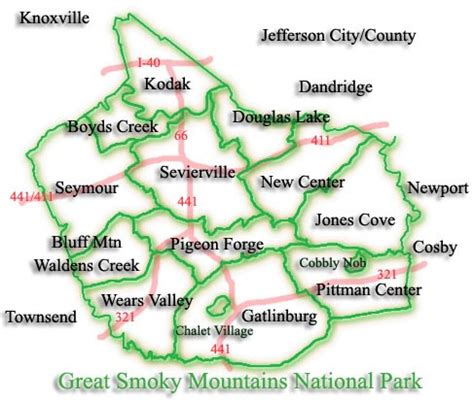 Sevier County Property Records Sevier County Tn Property Maps Images