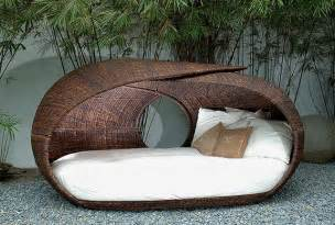 daybeds patio furniture home decor homes: outdoor patio furniture daybed trend home design and decor