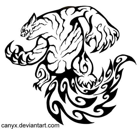 naruto tribal tattoo shukaku tattoos awesome